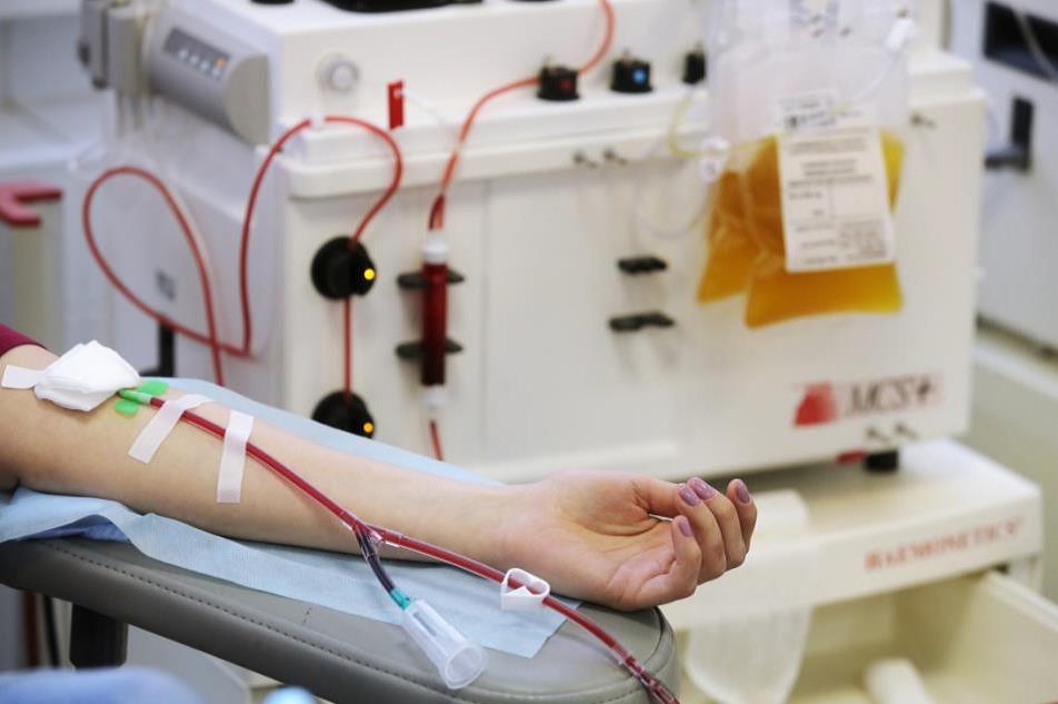 Республика Башкортостан стала одной из первых, заготовившей плазму от донора реконвалесцента COVID-19